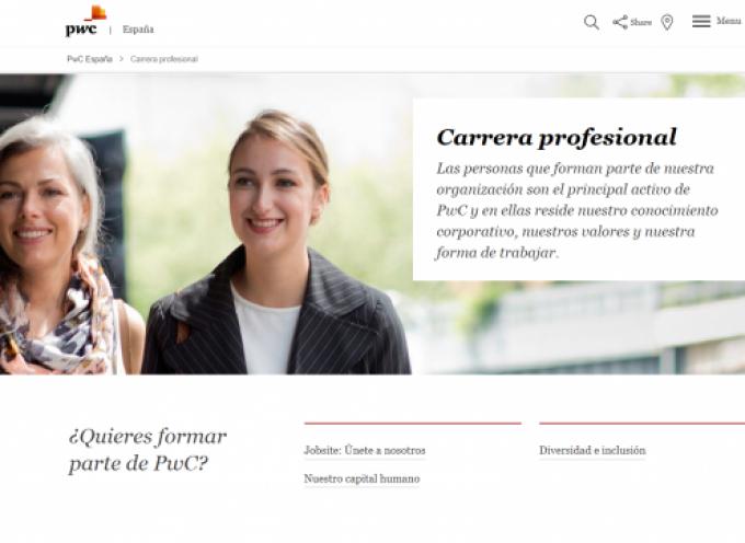 PwC contratará a 1.000 profesionales recién titulados y con experiencia