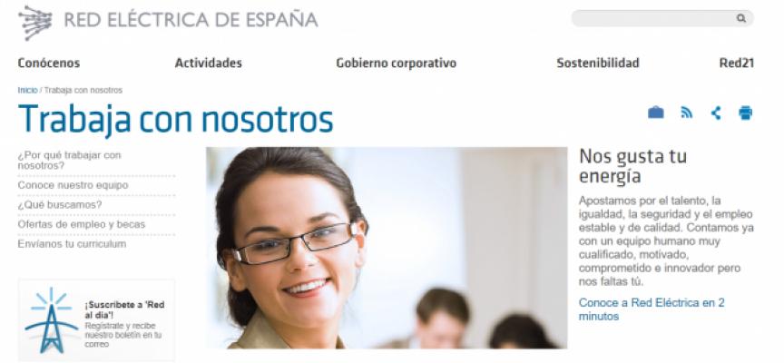 Red Eléctrica de España creará más de 5.000 puestos de trabajo en Canarias