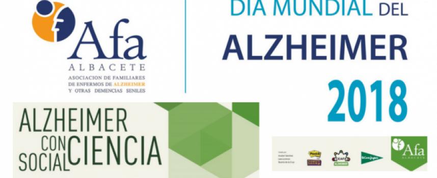 21 de Septiembre, día Mundial del Alzheimer. Mira que actividades estamos programando y lee + sobre la enfermedad.
