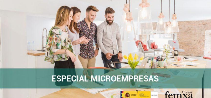Formación Subvencionada Trabajadores y Autónomos Madrid | Inicio Septiembre 2018