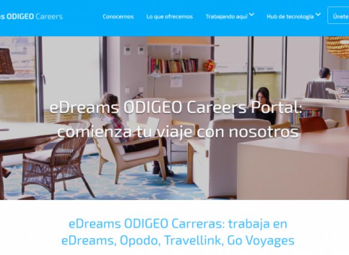 Nuevas contrataciones para trabajar en eDreams en Barcelona