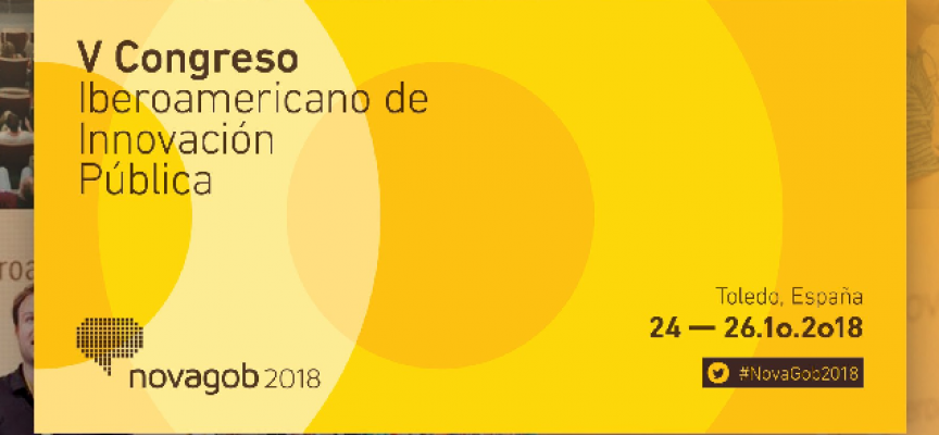 NovaGob 2018 abordará la hoja de ruta del futuro de la Administración pública #Toledo en octubre de 2018