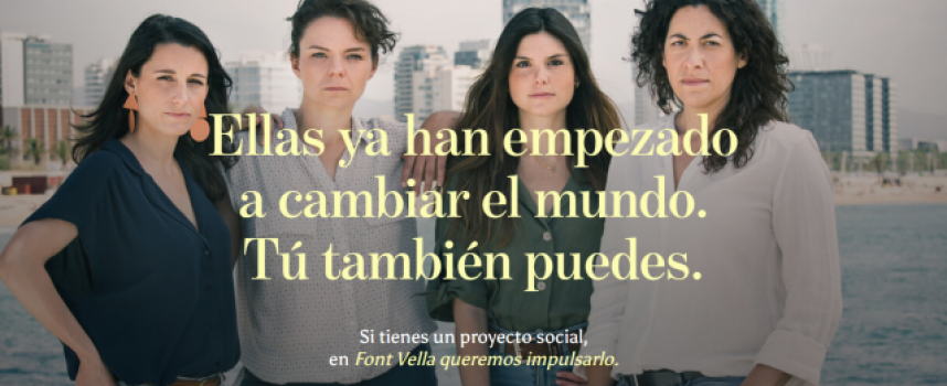 Font Vella impulsa el emprendimiento femenino