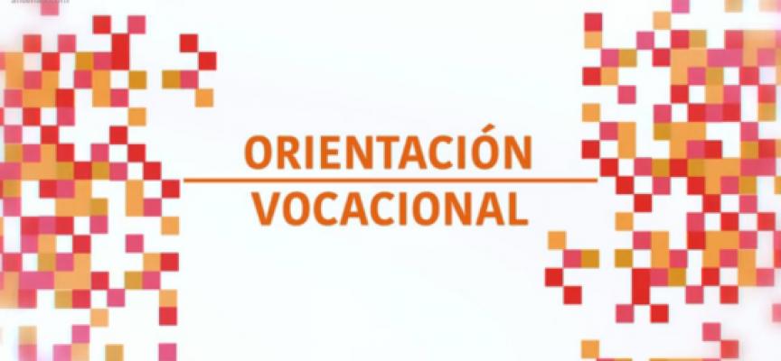 Vídeos de Orientación Vocacional.