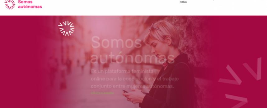 ¿Eres autónoma? Esta plataforma te puede ayudar con tu negocio o a lanzarte a emprender