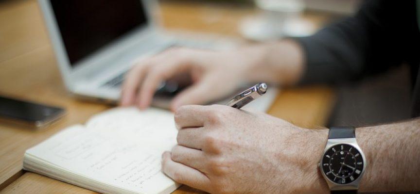 Apps para digitalizar el texto que escribes a mano en tu tablet