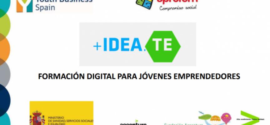 Talleres de formación para Emprendedores de Youth Business Spain  y Aprofem en #Albacete y #CiudadReal