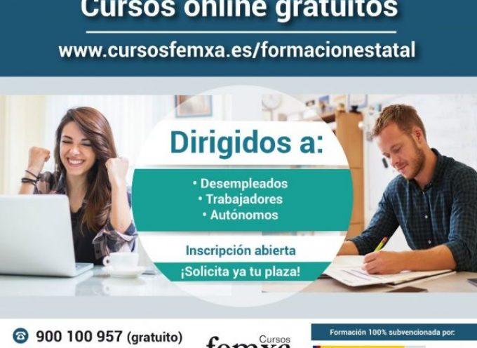 El SEPE subvenciona cursos online gratuitos para trabajadores y desempleados de Castilla-La Mancha