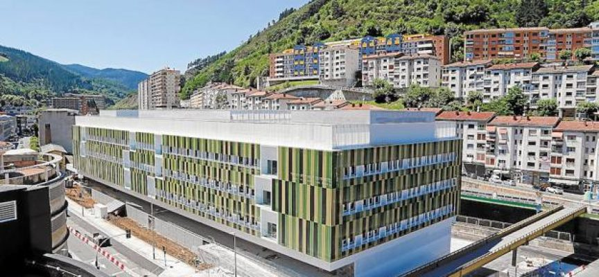 El Hospital de Eibar creará más de 90 puestos de trabajo