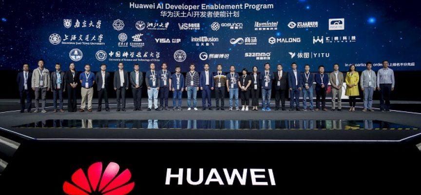 Huawei lanza un programa de formación para desarrolladores de Inteligencia Artificial