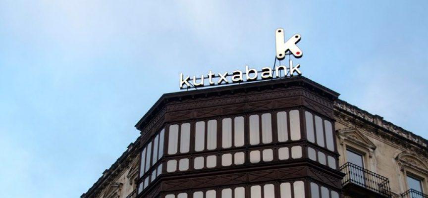Kutxabank creará 110 nuevos empleos antes de finalizar 2018