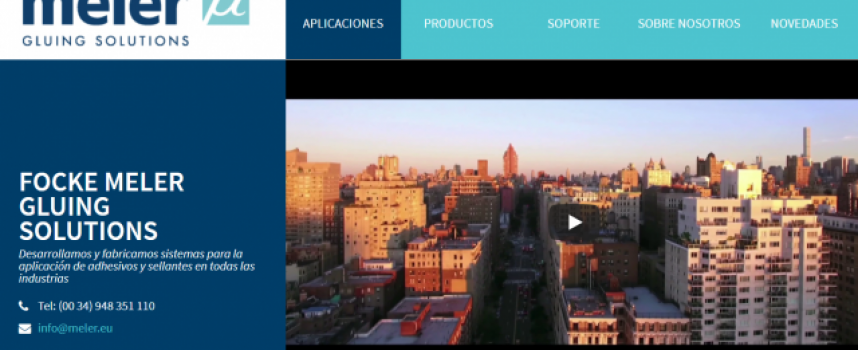 La empresa Focke Meler Gluing Solutions creará 100 empleos en la Comunidad Foral