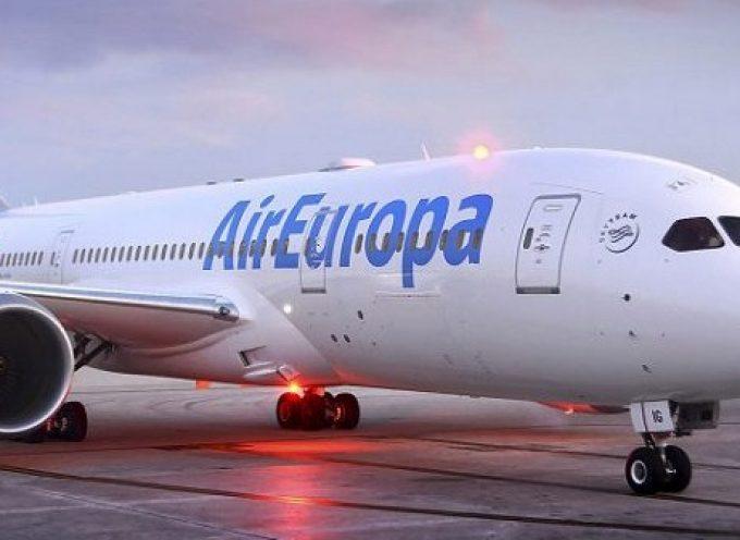 Air Europa selecciona copilotos por el aumento de la flota de Boeing 787 Dreamliner