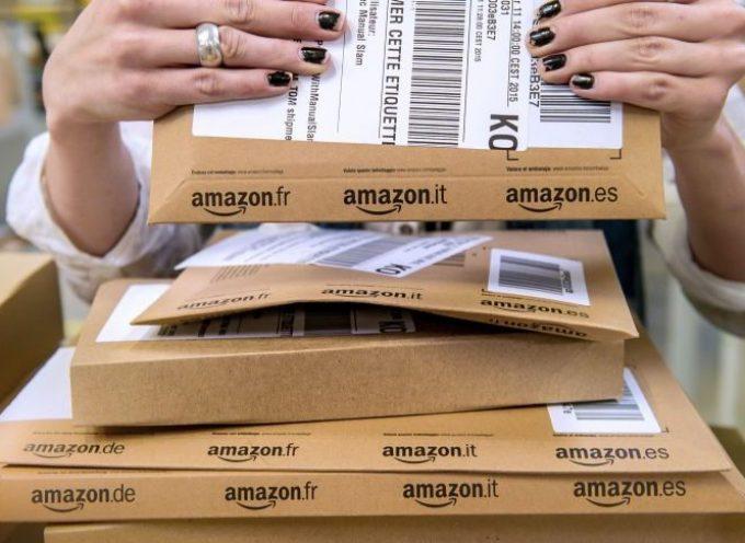 Amazon busca personal para trabajar desde casa
