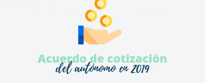 Mejorar la cotización del autónomo en 2019 costará cinco euros más por mes