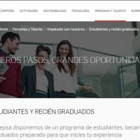 Cepsa convoca una nueva edición del programa para graduados Challenging U   Plazo 15 enero
