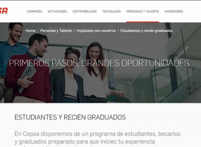 Cepsa convoca una nueva edición del programa para graduados Challenging U | Plazo 15 enero