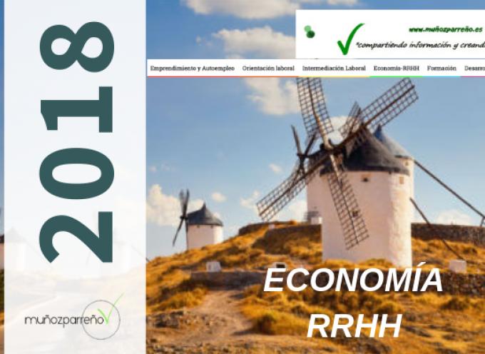 Especial Economía y RR.HH 2018 (mercado de trabajo, iniciativas, empleabilidad, debate, etc)