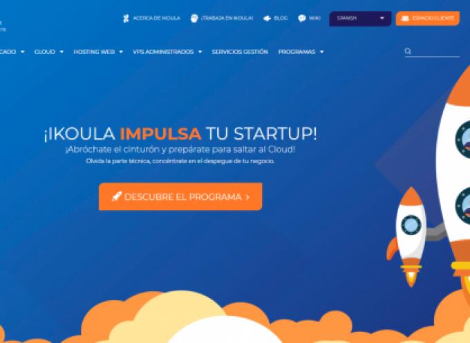 """""""Impulsa tu startup"""" o cómo Ikoula quiere llevar a las startups a la nube"""