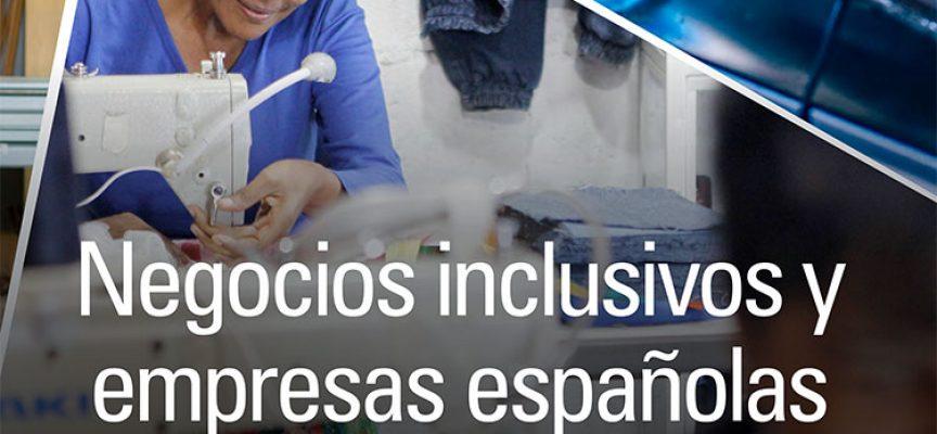 II Informe: Negocios inclusivos y empresas españolas. El momento de no dejar a nadie atrás
