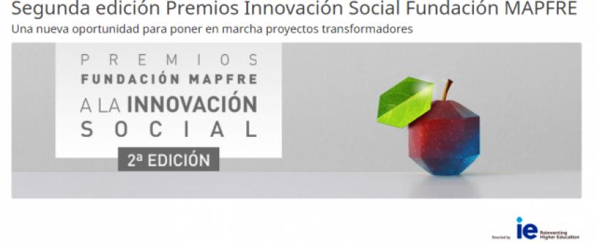 Fundación MAPFRE busca innovadores con proyectos de impacto para transformar la sociedad | Plazo 31/01/2018