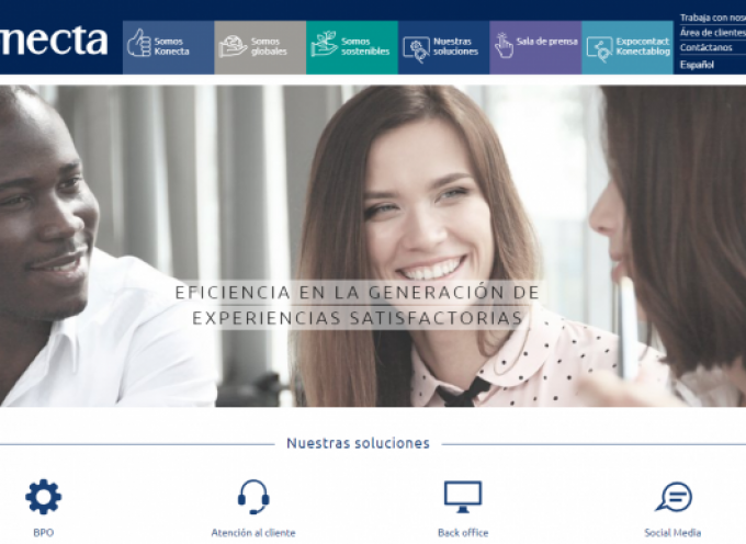 Grupo konecta creará 190 puestos de trabajo en Madrid