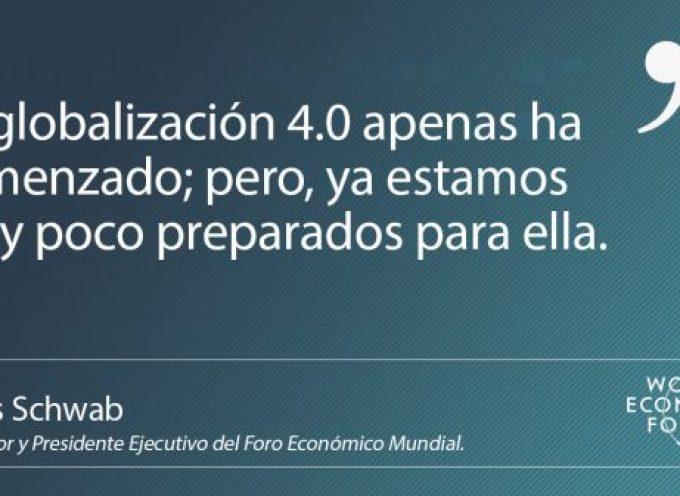 ¿Qué es la Globalización 4.0 y estamos listos para ello?