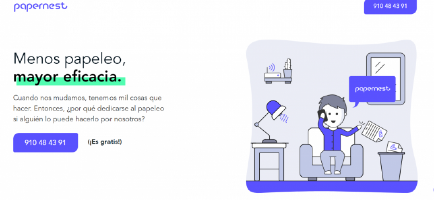 Papernest dará trabajo a 120 empleados en Barcelona