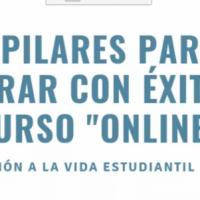 5 PILARES PARA SUPERAR CON ÉXITO UN CURSO ONLINE