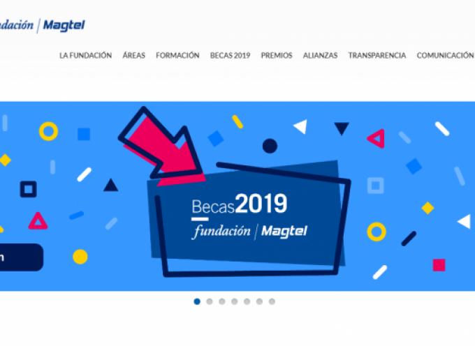 Fundación Magtel ofrece 30 becas de prácticas profesionales | plazo 17/02/2019