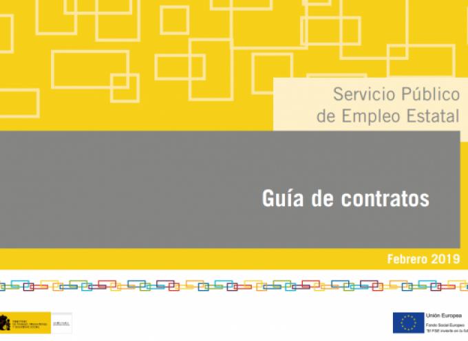 Guía de Contratos Laborales y Bonificaciones | Actualizados marzo 2019