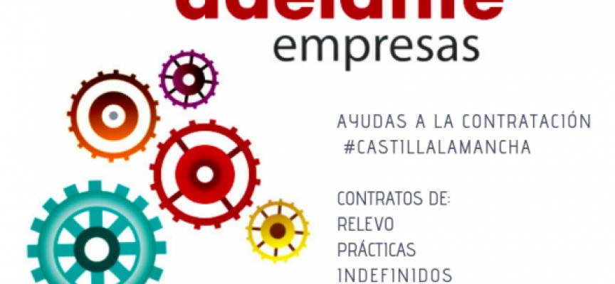 Ayudas en #CastillaLaMancha por formalización de contratos indefinidos, relevo y prácticas