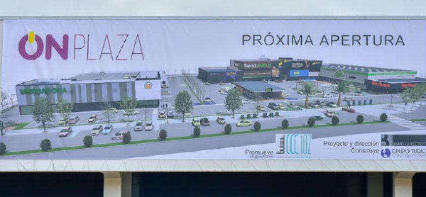 Se crearán 200 empleos en el parque comercial On plaza Torrejón