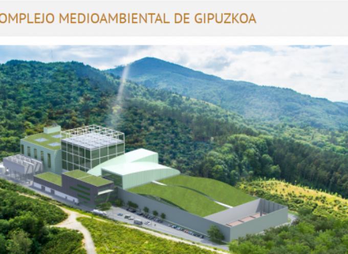 El Complejo Medioambiental de Gipuzkoa creará 250 puestos de trabajo