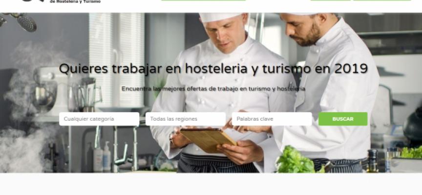 Buscador de empleo especializado en Hostelería y Turismo