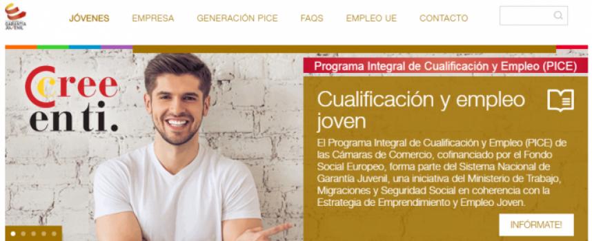 PICE, el programa que ayuda a los jóvenes a buscar empleo