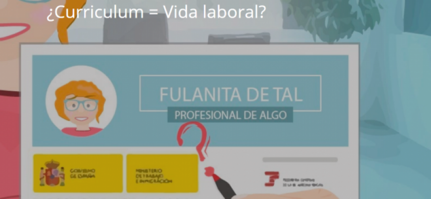 ¿Curriculum = Vida laboral?