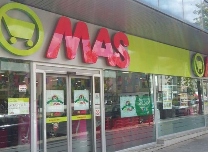 Grupo Mas generará 400 empleos en supermercados en España