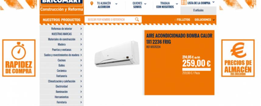 Adecco busca 160 personas para BRICOMART en Lleida y Murcia