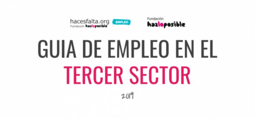 Guía de Empleo en el Tercer Sector