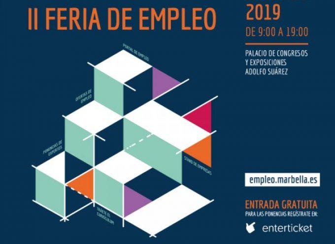II FERIA DE EMPLEO – MARBELLA EMPLEA el 6 de marzo de 2019