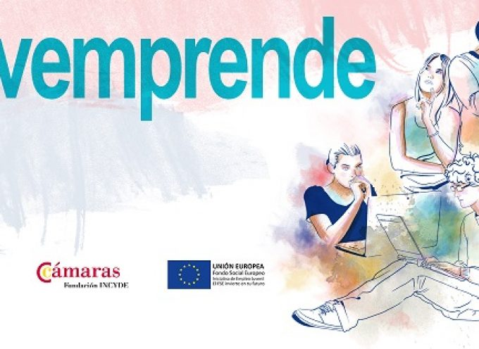 #CastillaLaMancha – JUVEMPRENDE es un programa dirigido a jóvenes menores de 30 años