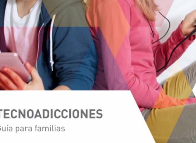 Guía para familias sobre tecnoadicciones