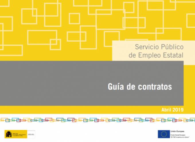 Guía de Contratos Laborales y Bonificaciones | Actualizados SEPTIEMBRE 2019