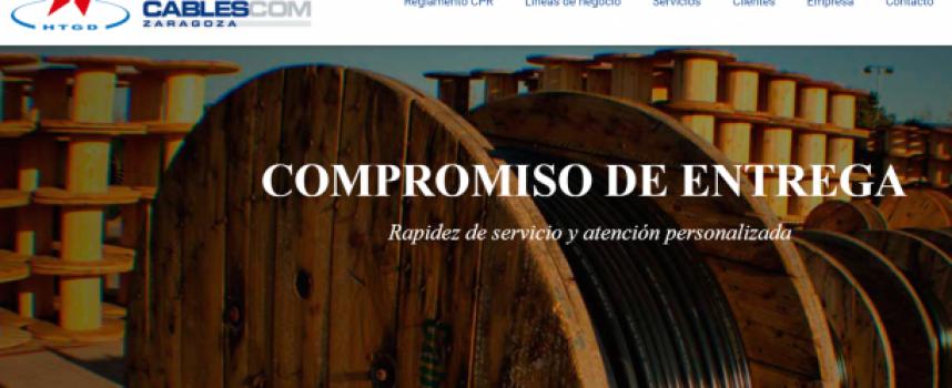 La empresa Cablescom creará nuevos empleos en su planta de Malpica