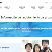 Infórmate sobre los nuevos empleos en Takahata