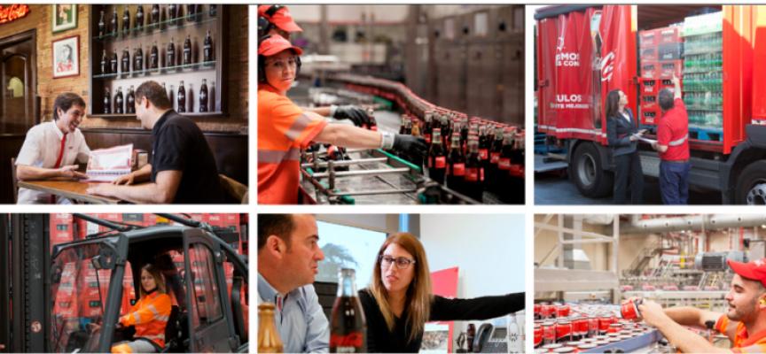 Coca-Cola EP necesita operarios en su fábrica de Sevilla