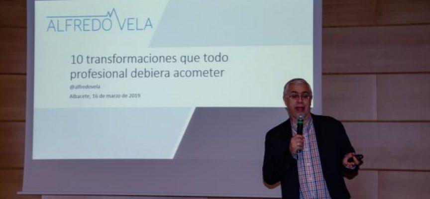 V ANIVERSARIO de la web | #Transformar | Gracias Alfredo Vela