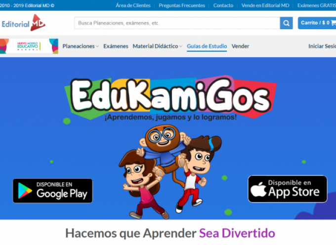 Materiales y recursos educativos para el día a día de los docentes