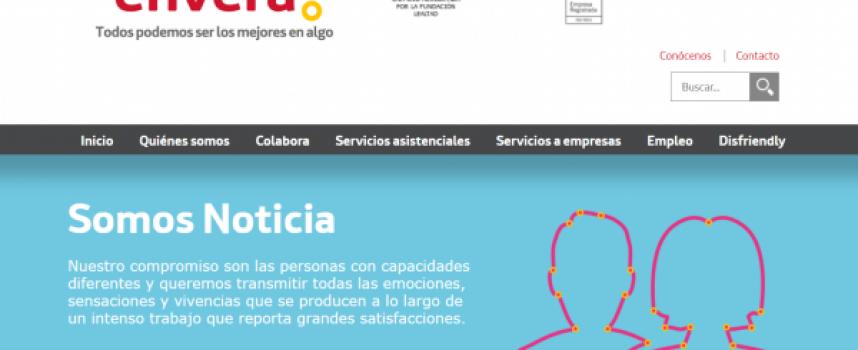 Envera selecciona a 160 personas en posesión de certificado de discapacidad